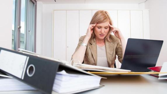Wie geht man mit stress um