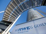 Niedriger Strompreis: RWE verbucht Milliardenverlust