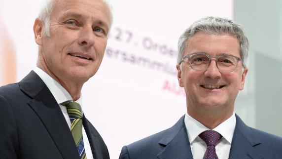 VW-Manager verdienen in Zukunft weniger