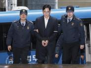 Korruptionsaffäre: Ermittler wollen Samsung-Erben vor Gericht bringen
