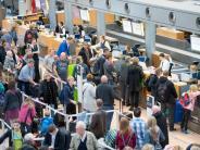 Rekordwert: Mehr Passagiere starten von deutschen Flughäfen