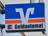 Finanzen: Diese Volksbanken in der Region verlangen Abhebe-Gebühren
