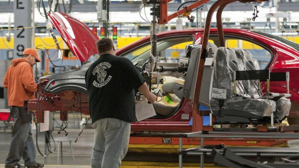Trotz Trumps Job Wunder General Motors Streicht In Usa