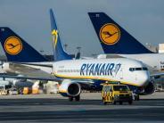 Fraport-Rabatt für Neukunden: Ryanair nimmt Flugbetrieb aus Lufthansa-Nest Frankfurt auf