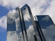 Regelverstöße: Deutsche Bank muss in den USA für Verfehlungen büßen
