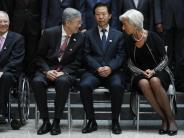 Treffen der Finanzminister: IWF und G20: Globalisierung und Kampf gegen Armut