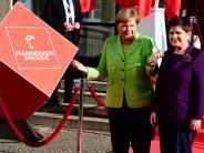 : Merkel warnt vor Abschottung