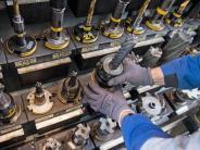 Prognose bekräftigt: Maschinenbau wächst um ein Prozent