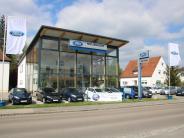 30 Jahre Autohaus Neubauer in Rain: Immer nah am Kunden