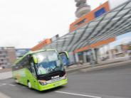 Einen Gang runtergeschaltet: Fernbusmarkt wächst langsamer
