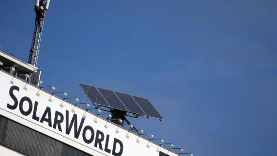Solarworld muss Antrag auf Insolvenz stellen