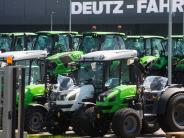 Technik: Wie in Lauingen Traktoren zum Erlebnis werden