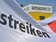 Kreis Augsburg: Erneuter Streik bei Amazon in Graben