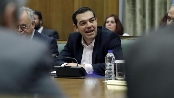 Griechenland: Parlament billigt neues Sparpaket