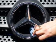 Justiz: Kratzer in Daimlers Sauber-Image