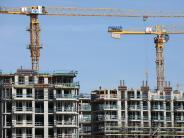 Immobilienboom: Bauindustrie verzeichnet stärkstes Neugeschäft seit 1995
