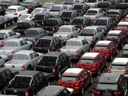 Behauptung falsch: Deutsche Autobauer fluten nicht amerikanischen Markt