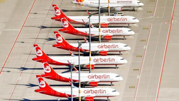 Schlechte Karten für Air Berlin