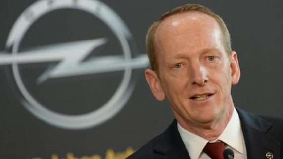Opel-Chef Neumann zurückgetreten