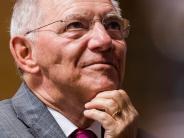 Porträt: Wolfgang Schäuble: Eine Respektsperson als Bundestagspräsident