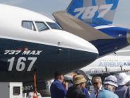 Verkehrsflugzeuge gefragt: Großaufträge für Boeing und Airbus - niemand will Riesenjets