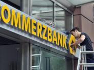 Tiefes Bilanzloch: Commerzbank nimmt Verlust für raschen Stellenabbau in Kauf