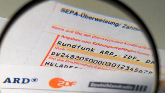 ARD und ZDF wollen Rundfunkbeitrag erhöhen