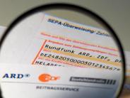 Fernsehen und Radio: ARD und ZDF wollen den Rundfunkbeitrag offenbar erhöhen