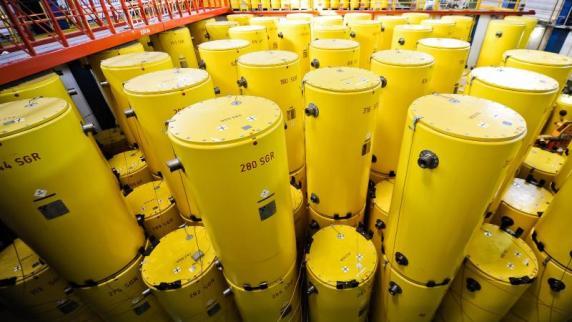 Kernenergie Konzerne überweisen 24 Milliarden