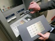 Wettlauf um die beste Technik: Mehr Datenklau am Geldautomaten