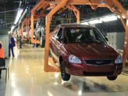 Milliardenverluste: Lada-Hersteller Avtovaz will mehr als 8000 Stellen streichen