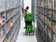 Hinter den Kulissen: Besuch bei Amazon Fresh: «Picker» und clevere Software