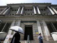 Langjähriger Kampf: Japanische Notenbank verschiebt Inflationsziel