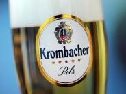 «Risiken und Chancen»: Krombacher verschiebt Preiserhöhung für Flaschenbier
