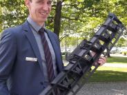 Carbon: Teile in Autos, Flugzeugen, Maschinen: Wie Carbon die Region voranbringt