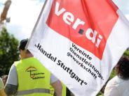 «Dramatische Tarifflucht»: Verdi: Nur 30 Prozent der Einzelhändler mit Tarifvertrag