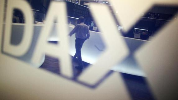 DAX-FLASH: Ins Plus gedreht - Etwas schwächerer Euro treibt an