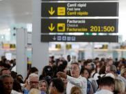 Arbeitskampf: Generalstreik legt Spanien zur Urlaubszeit lahm