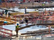 Flaute im Wohnungsbau?: Starker Rückgang der Baugenehmigungen