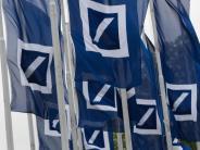 Anleihen-Rechtsstreit: Deutsche Bank erzielt Millionen-Vergleich in USA