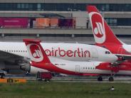 Insolvente Fluggesellschaft: Bund gegen Komplett-Übernahme von Air Berlin