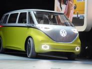 Volkswagen: VW will E-Bulli ab 2022 in Serie produzieren