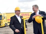 50 000 Sendungen pro Stunde: Post startet Bau eines Paketzentrums auf Ex-Opelgelände