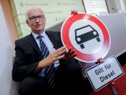 Unausweichlich: Umwelthilfe-Chef erwartet Fahrverbote für Diesel 2018