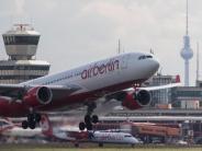 Germania: Weiterer Konkurrent torpediert Staatshilfe für Air Berlin
