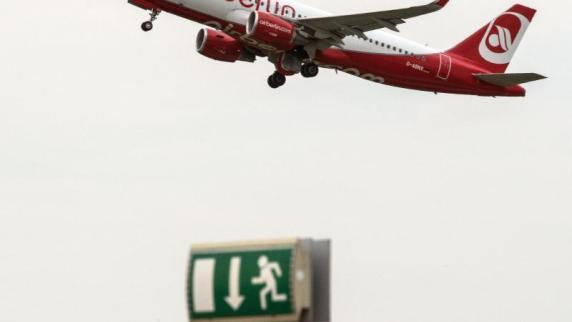 Auch kleine Logistikfirma will Air Berlin übernehmen