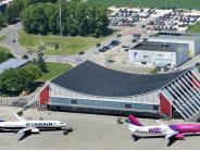 Memmingen: EU gibt Startsignal für Ausbau des Allgäu-Airports