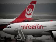 Fluggesellschaft: Air Berlin streicht 32 Flüge wegen Krankmeldungen
