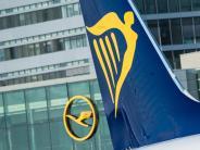 Fluggesellschaften: Flugstreichungen: Macht sich Ryanair fit für die Airberlin-Pleite?