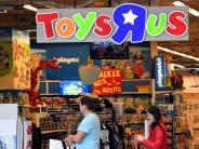 Spielwarenkette: US-Händler Toys'R'Us ist insolvent: Geschäfte weltweit bleiben geöffnet